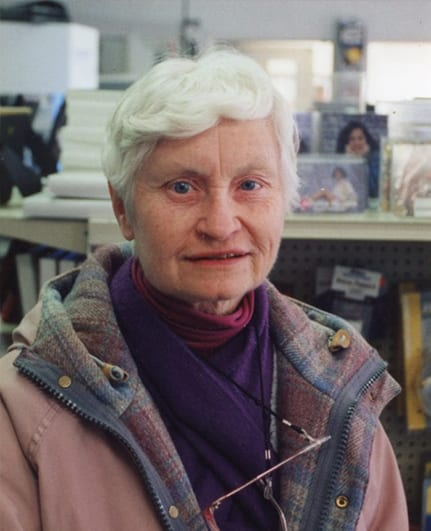 Sister Rita assisted homeless youth in Minnesota starting in 1970